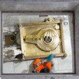 Golden Shiva Lingam