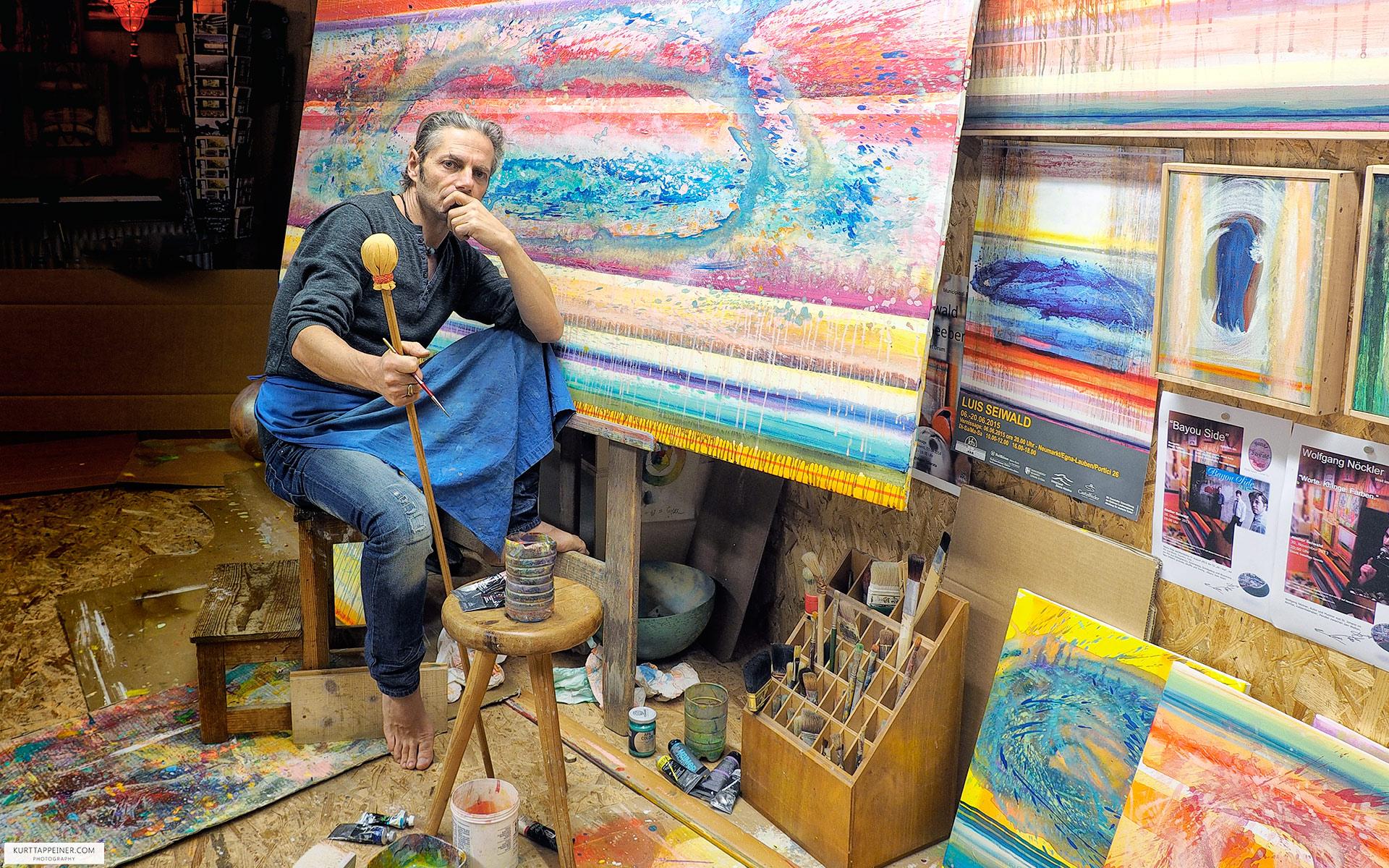 Luis Seiwald -  Artist