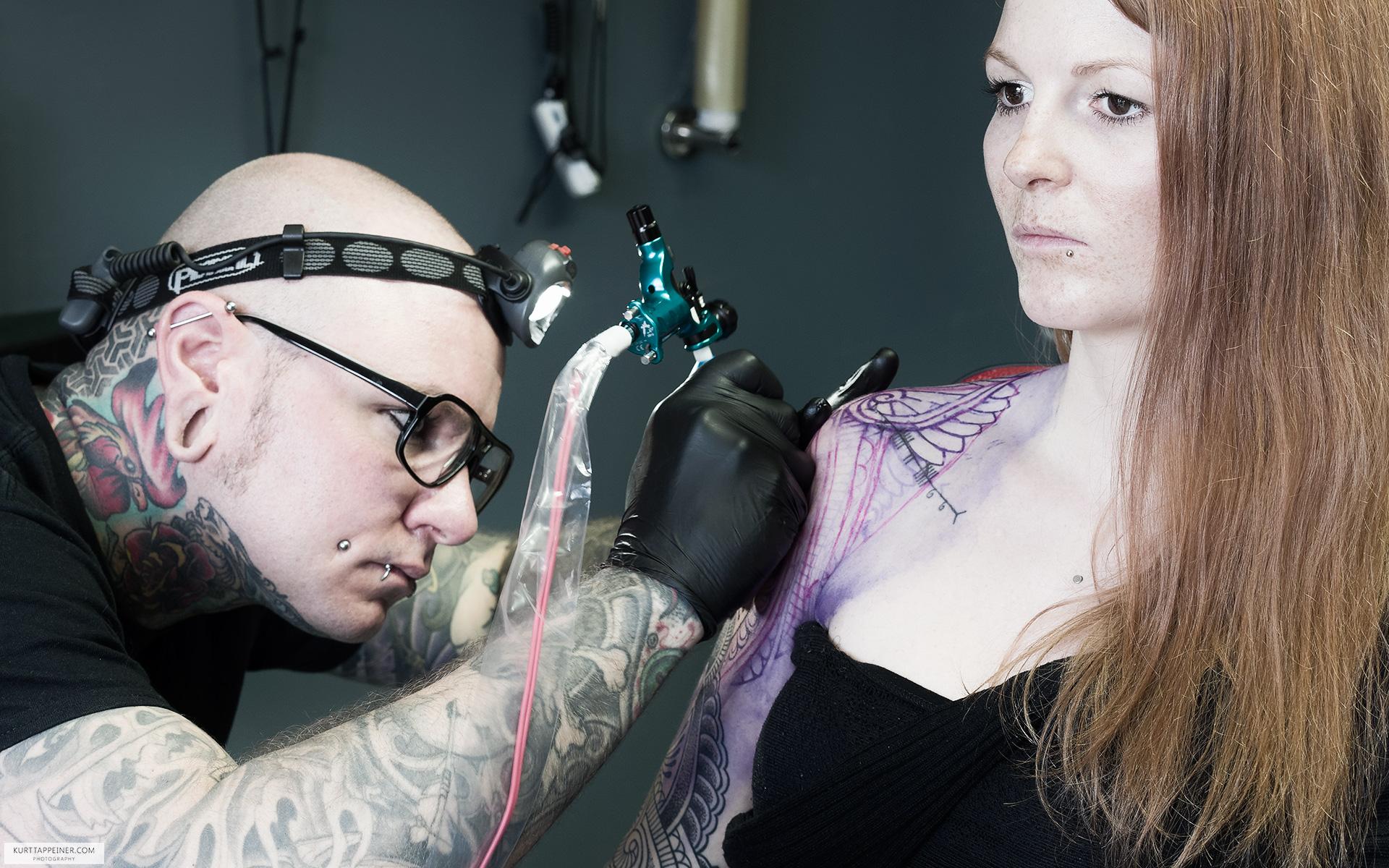 Manuel Winkler - Tattoo Artist