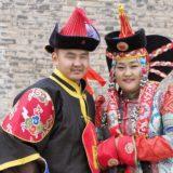 Traditional Mongolian Costume