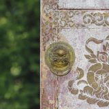 Knocking on Buddha's door