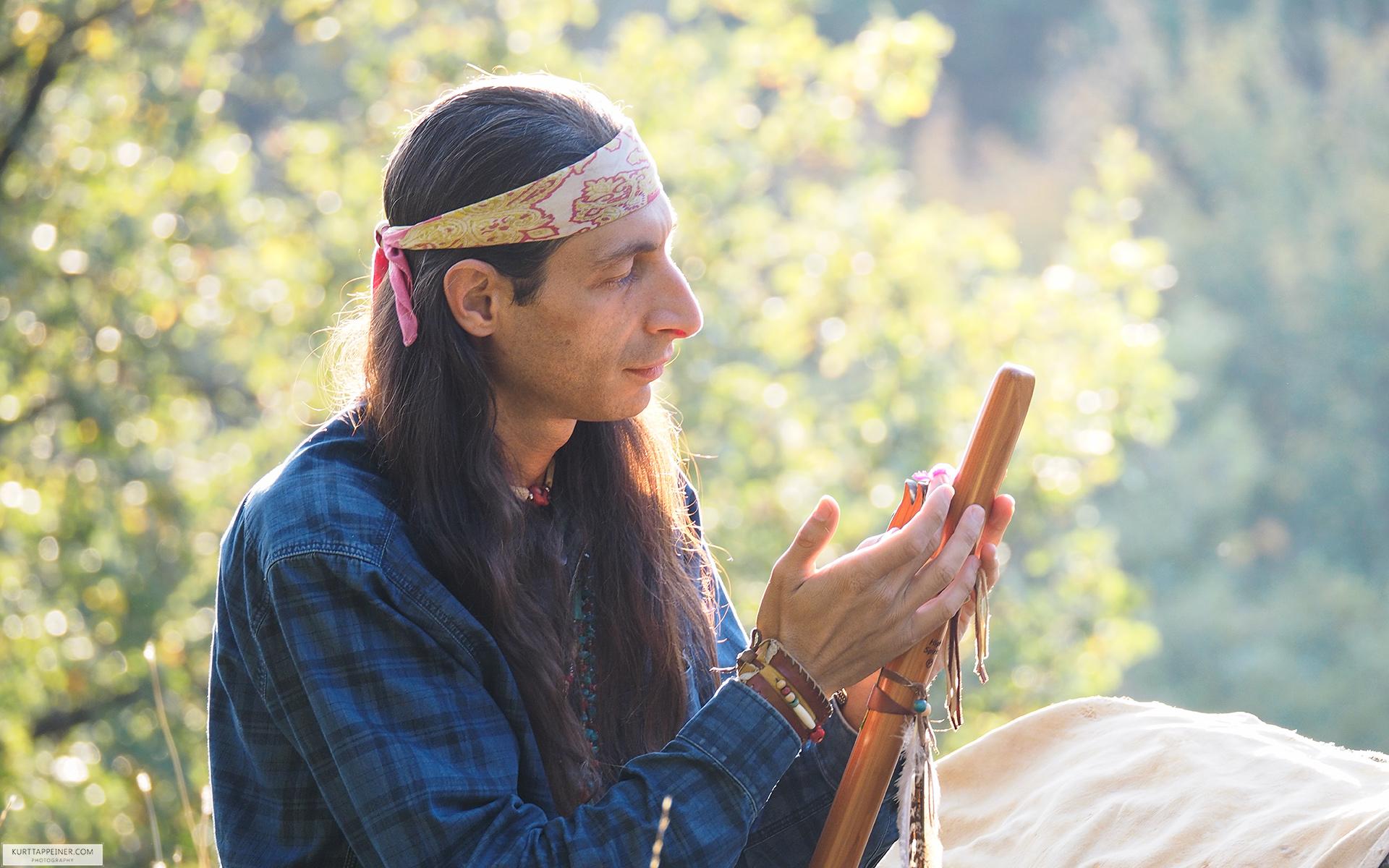 Jo Han Chant Ney - Dine Native American